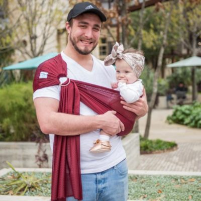 XL Beachfront Baby Sling- Fits Shirt Sizes L-2XL