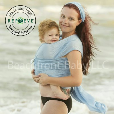 Recycled Beachfront Baby Wrap Made With REPREVE®**DISCONTINUED**