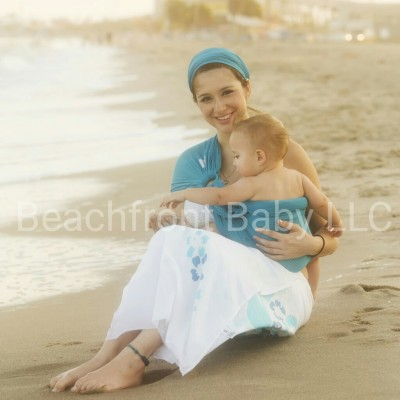One Size Beachfront Baby Sling