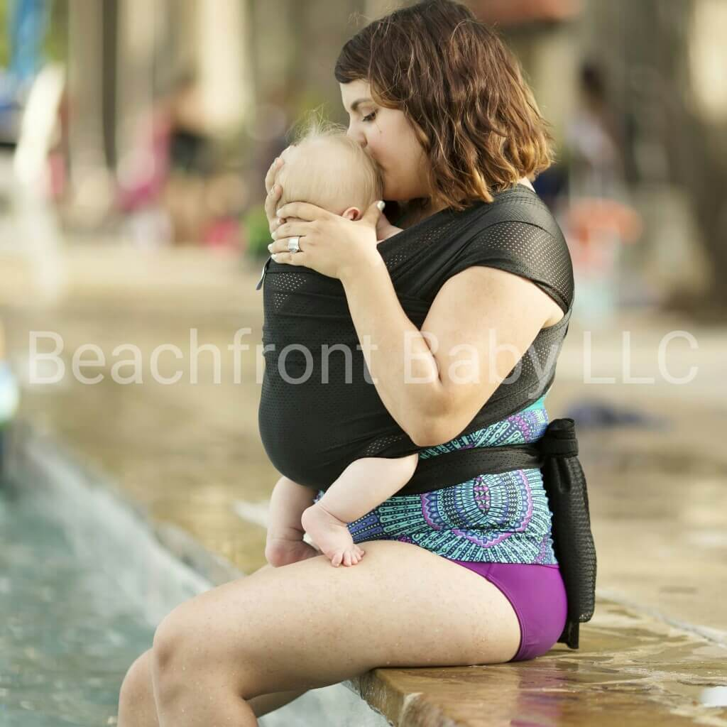 One Size Beachfront Baby Wrap Beachfront Baby Versatile Baby Carriers