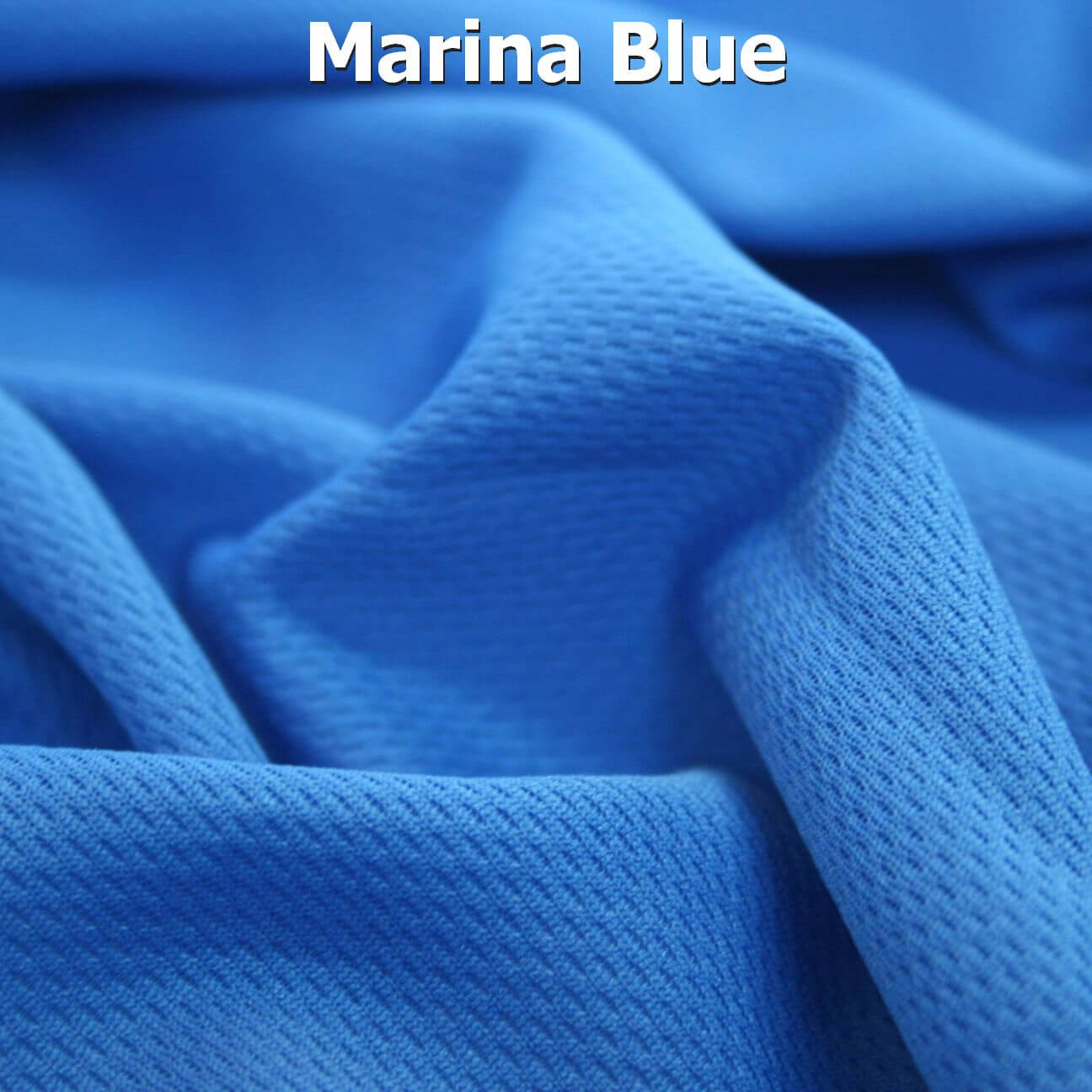 marina blue swatch