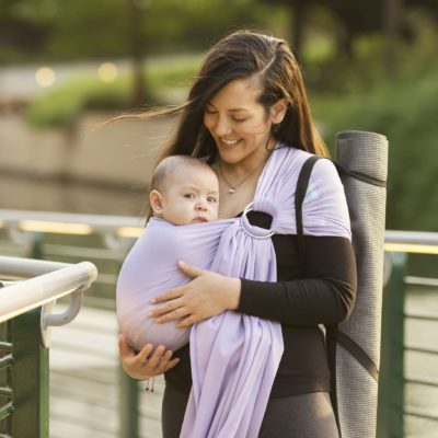 Everyday Sling By Beachfront Baby Made With 100% REPREVE®**DISCONTINUED**