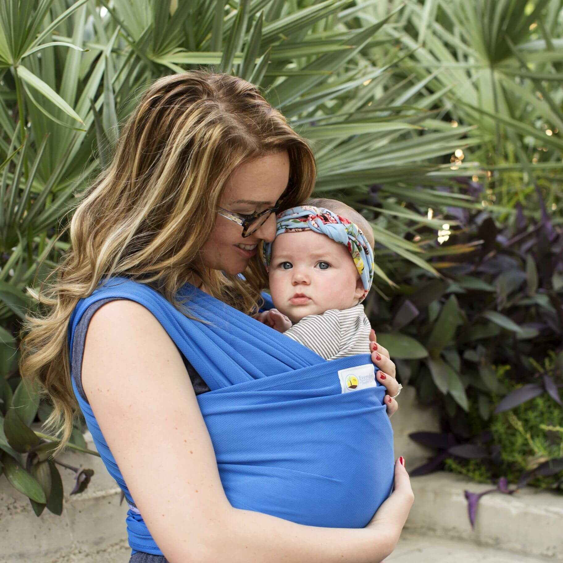 9eb5f9f7637 Everyday Wrap by Beachfront Baby made with 100% REPREVE® – Beachfront Baby- Versatile  Baby Carriers