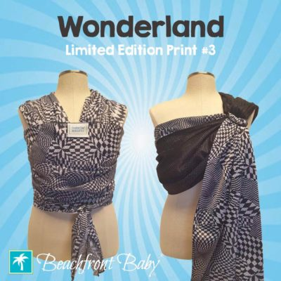 Limited Edition Beachfront Baby Print Carriers