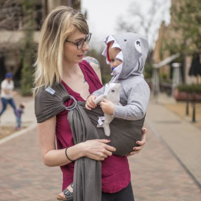 Original Mesh Beachfront Baby Sling